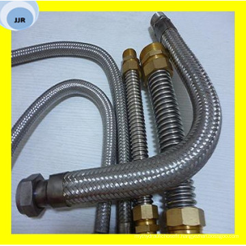 Premium Quality 1 Inch Corrugated Metal Hose Assembly