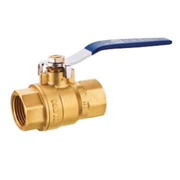 Brass ball valve pn20, J2037 brass ball valve, good price and quality