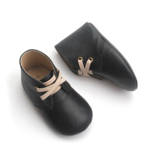 Baby Boots Black Kids Baby Shoes Boy Girl
