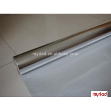 aluminum foil back fiberglass cloth,Aluminum foil fiberglass lamination,Reinforced Aluminum foil lamination
