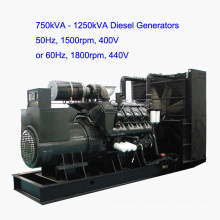 1000kVA Googol Engine Diesel Genset Generators