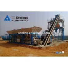 HZS ciment béton à batch (tour)