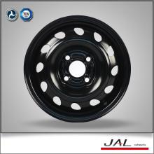 Brillante Negro de alta calidad 5x13 Auto Rim ruedas de coche de acero Rim llanta