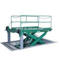 Höhenverstellbarer Big Load Dock Scherenlift