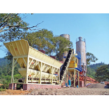 Hzs 60 Stationary Concrete Batching Plant (60m3/h)
