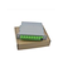 Ftth 8 porta Fibra divisor de cartão óptico, divisor de fibra óptica telecomunicação