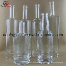 Bouteilles Bourbon Extra Flint Glass (Décoration Plusieurs Marquages)