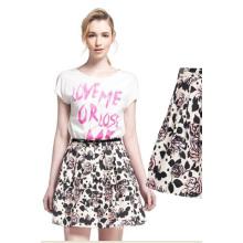 Falda de alta calidad de las mujeres del nuevo estilo de la venta caliente