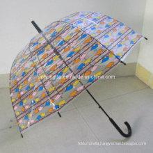 23inches PVC Cover Apollo Bubble Umbrella (YSN21)