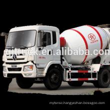 4X2 drive 3CBM/4CBM/5CBM/6CBM Dayun concrete mixing truck/Dayun mixer truck/Dayun cement mixer/Dayun mixer pump truck/Mixer