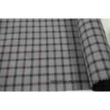 Drei Farben von Tweed Wolle Stoff