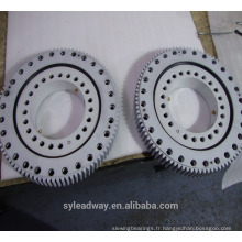 Roulement galvanisé d'anneau d'orientation appliqué pour la grue de plate-forme