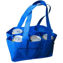 Custom Print Durable Packaging Wine Nonwoven Bag