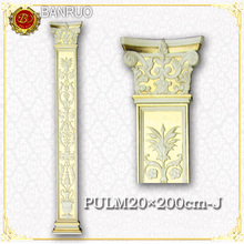 Römische quadratische Säulenentwurf (PULM20 * 200-J)