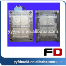 DVD&CD player housing plastic injection molds,automobile partsDVD&CD player housing plastic injection molds