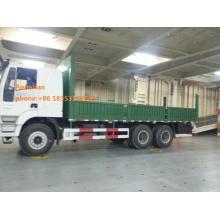 SINO TRUCK 6x4 Van Cargo Truck