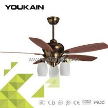 52 inch decorative lamp fan blade