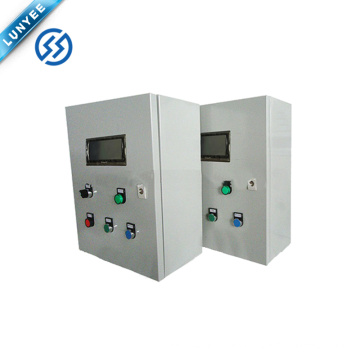 Caja de sistema del gabinete de control del PLC del recinto de aluminio