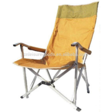 Uplion CC-036 The factory promotion fabric foldable beach camping chair