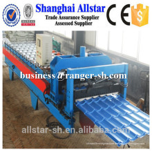CE Glazed floor tile making machine