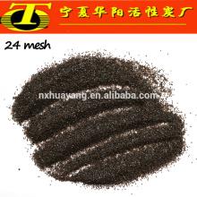 Material refractario corindón de voladura de alúmina marrón