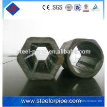 Alta precisão em forma de tubo de aço soldado