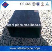 60 * 60 * 4, 80 * 60 * 4 tubos de acero de sección rectangular tubería de acero