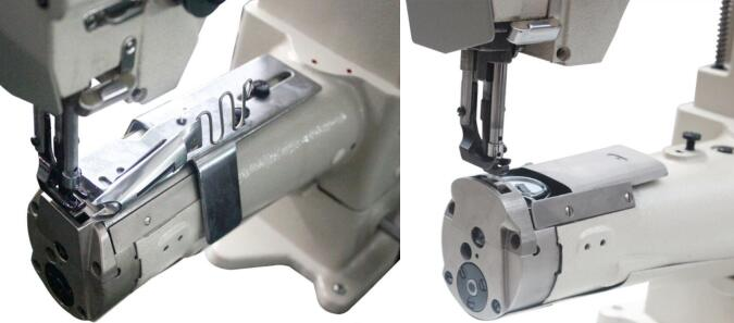 Cylinder Bed Leather Sewing Machine -4