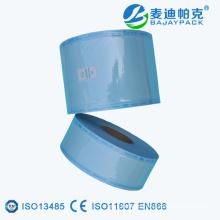 Rollo de papel de esterilizador termosellable para CSSD