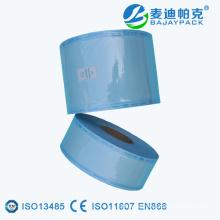 Heat Sealing Sterilizer Paper Roll to CSSD