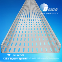 Besca High Quality Building Material Cable Tray Steel Tray UL cUL