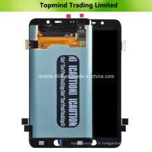 pour Samsung Galaxy S6 Edge Plus G928 écran LCD avec numériseur