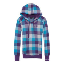 2015 Beliebte Plaid Sublimation Hoody