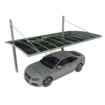 Buet Patio Cover Metal Aluminium Cantilever Carport