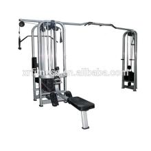 Kommerzielle neue Design Fitness Ausrüstung Multi Jungle 5 Stacks