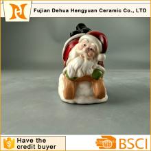 Weihnachtsgeschenk von frech Weihnachtsmann für Weihnachtsdekoration