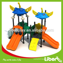 GS Approved Outdoor Play Slides For Amusement