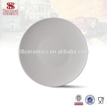 Assiettes en porcelaine fine 10.5 Assiette en céramique de Chaozhou