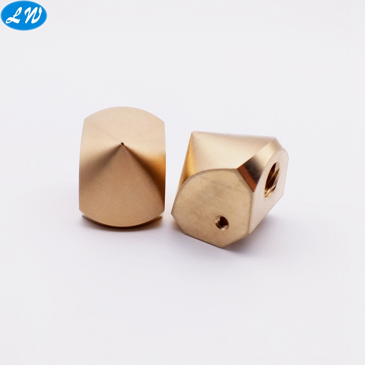 Precision Brass Milling Parts