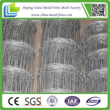 Galvanized Hinge Joint Field Fence for South Africa