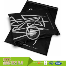 Different Sizes Logo Printing Opaque E-Commerce Courier 100% Biodegradable Customized A4 A5 Plastic Bags For Mailing