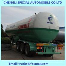 Alta qualidade propano líquido gás tanque reboque do caminhão do LPG