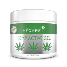 Hemp Soothing Gel Whitening Moisturizing Repair Cbd Face Care Soothing Aloe Vera Gel Cream