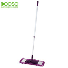 Flexible Household Chenille Clean Flat Mop DS-1201B