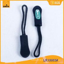 Benutzerdefinierte Soft Pvc Zipper Pull LR10003