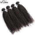 Top-Qualität Bester Preis Großhandel Virgin Rohburmesisch Lockiges Haar