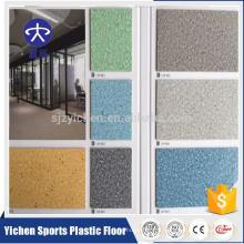 Revêtement de sol PVC pvc antidérapant rouleau 2.0mm PVC pour hopspital