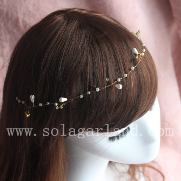 hot sale women crystal beaded hair band store