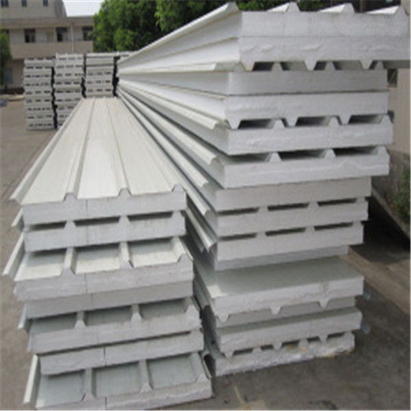 Roof Sandwich Panel Installation