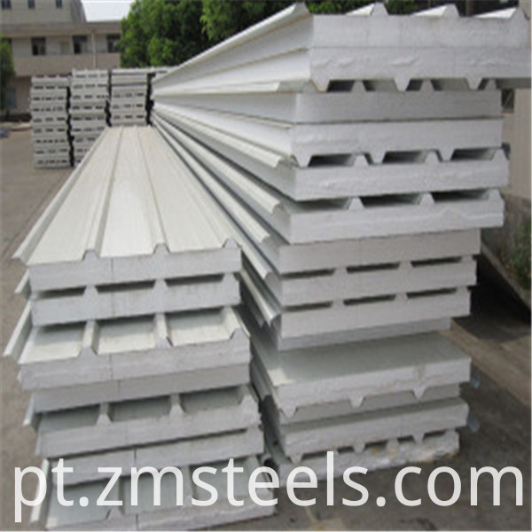 Prefabricated Sandwich Panel House